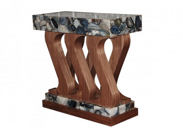 Custom made table sculptures art design