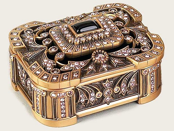 Edgar Berebi jewelry box fine art for sale