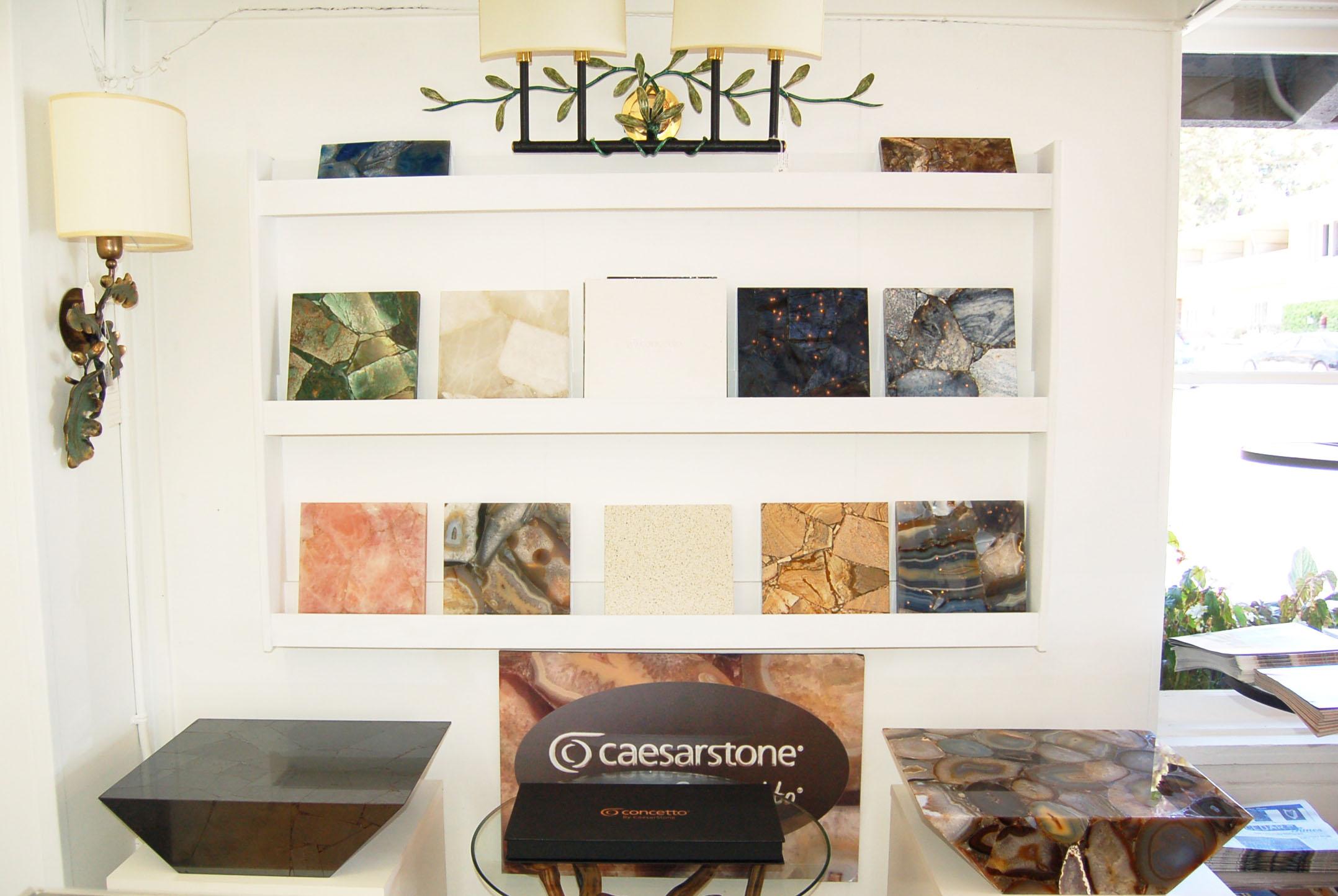 Featured Caesarstone Concetto line Designer