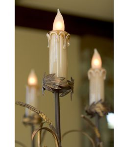Translucent glass candle sleeves covers anne thull fine art designs quick view aloadofball Gallery