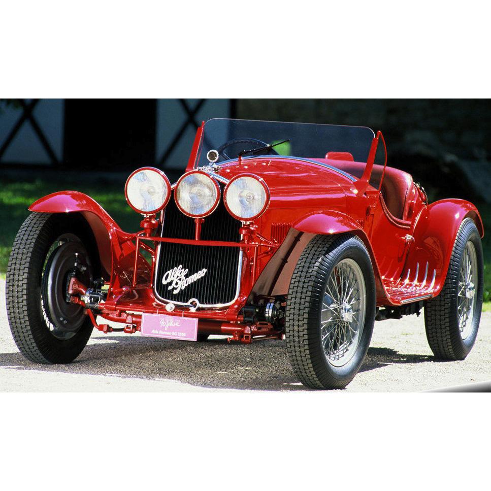 1931 Alfa Romeo 8C 2300 Cufflinks