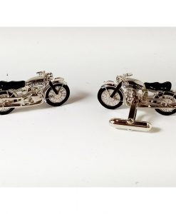 vintage motocycle cufflinks