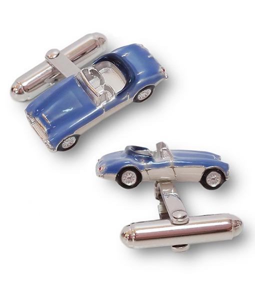 1967-austin-healy-blue-cufflinks
