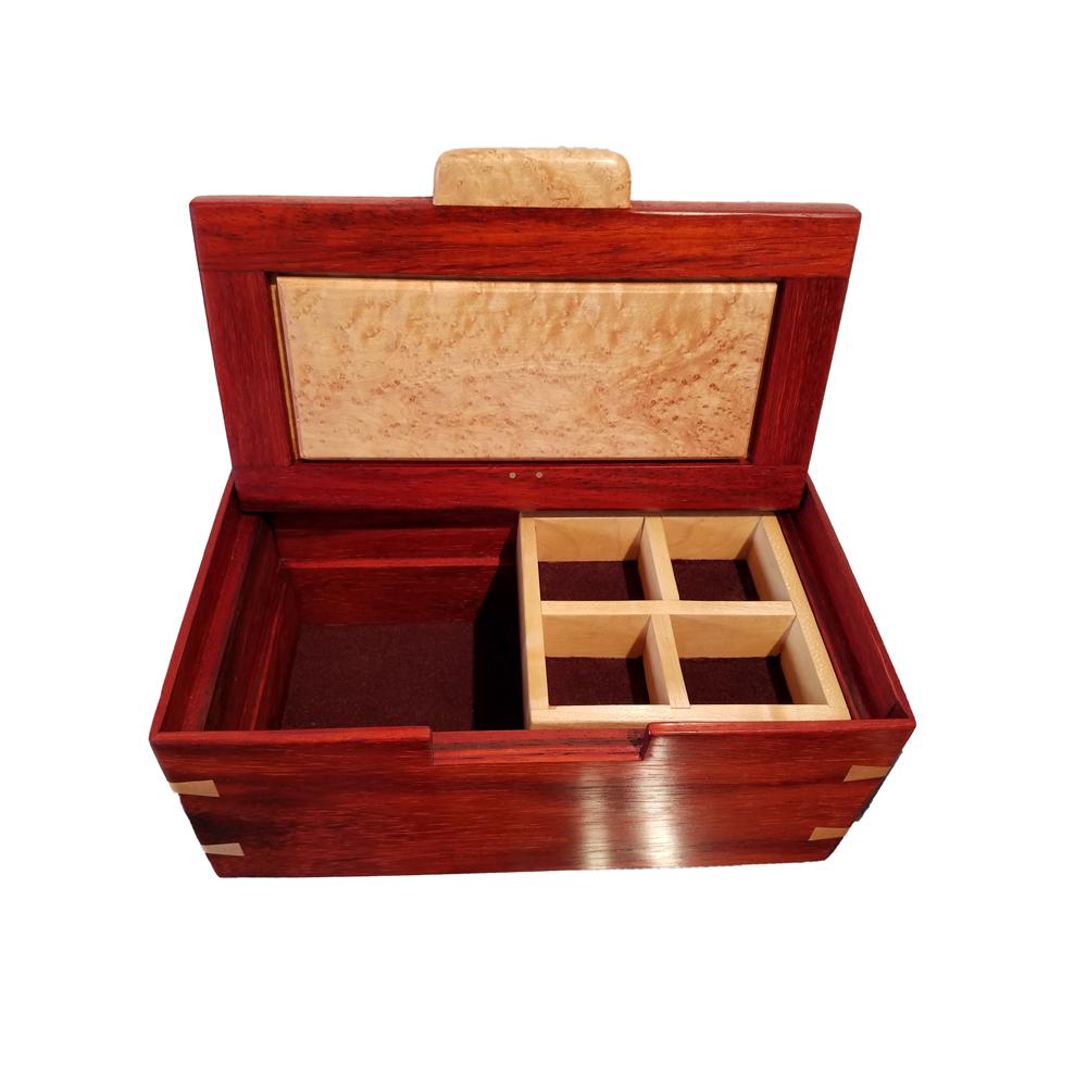 Traditional Jewelry Box Anne Thull Fine Art Designs
