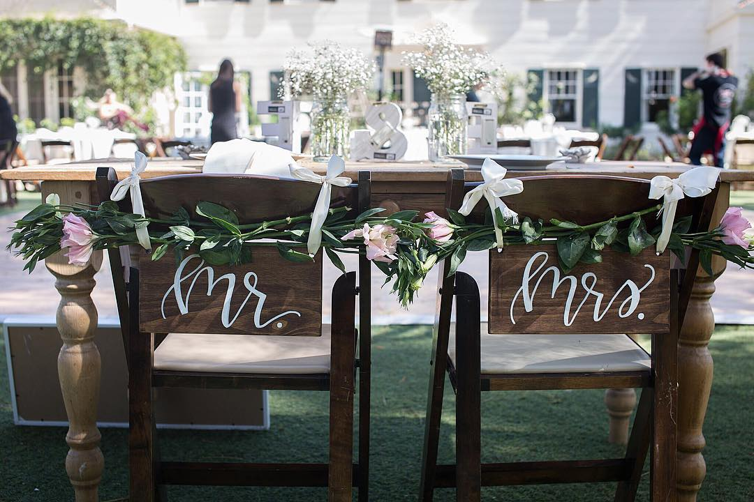 sweetheart table design tips
