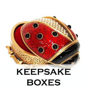jeweled trinket boxes