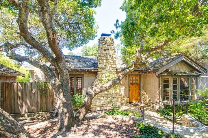 Storybook Carmel Cottages: A Chance to Look Inside | Anne Thull