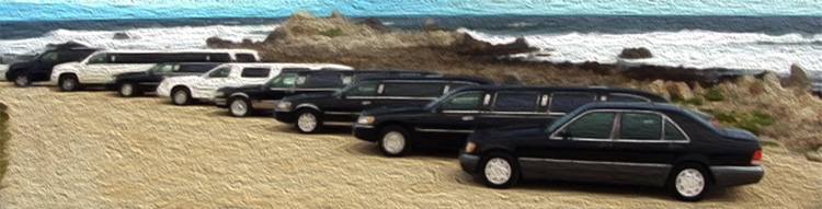 carmel-by-the-sea limo service from monterey airport